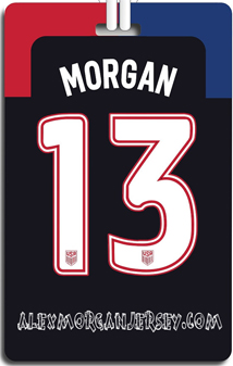 alex morgan jersey